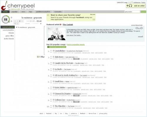 cherrypeel