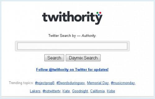 twithority