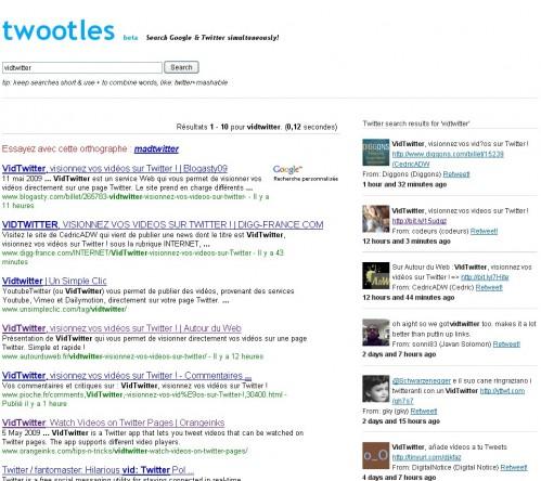 twootles-recherche