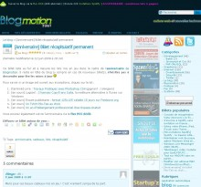 2 ans Blogmotion