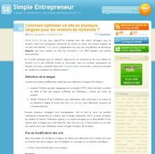 Optimiser un site en plusieurs langues
