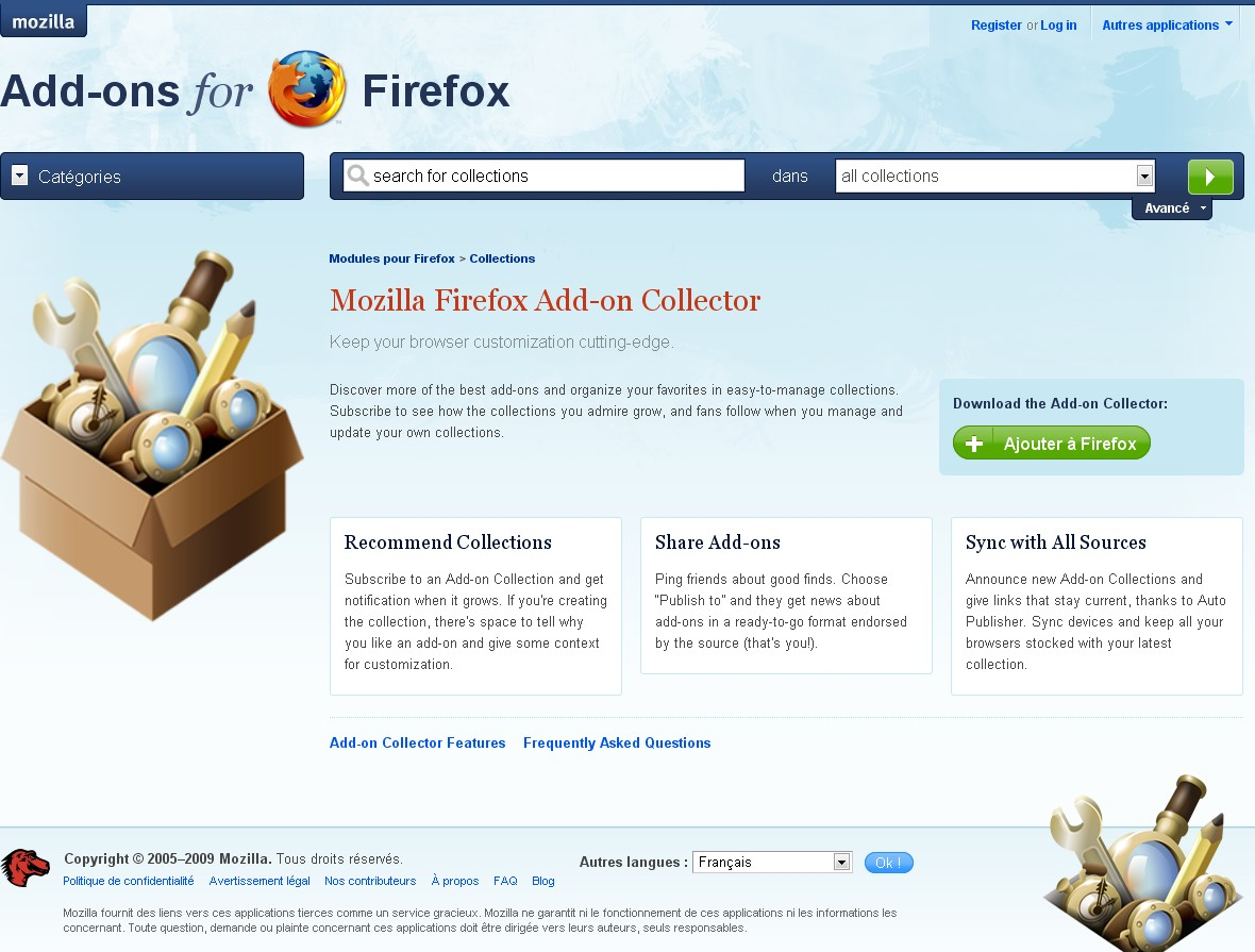 how to allow adds o firefox