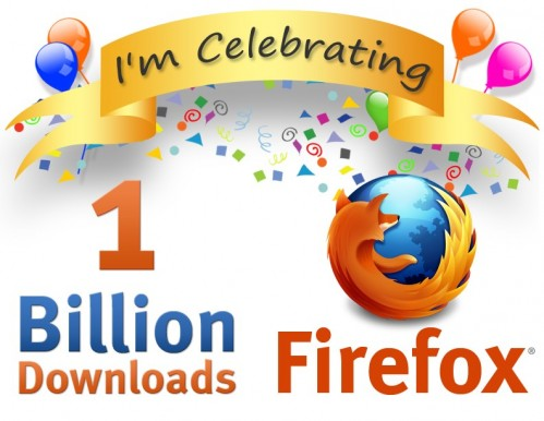 1 billion downloads