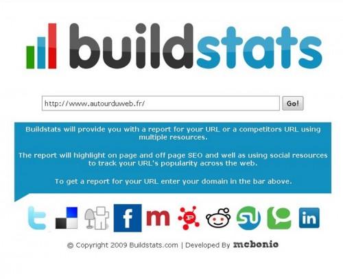 Buildstats