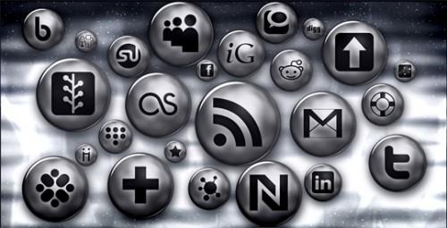 Icones sociales 3
