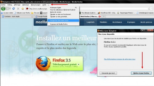 MAJ Firefox