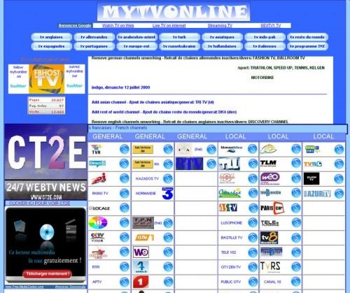 MyTVOnline