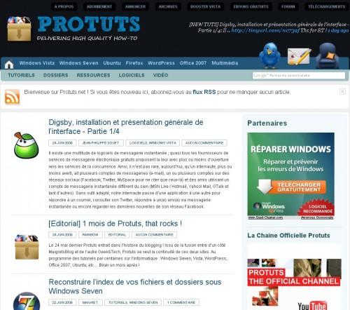 Protuts