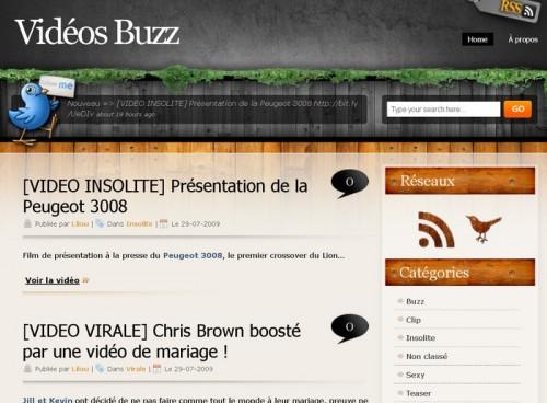 Videos Buzz