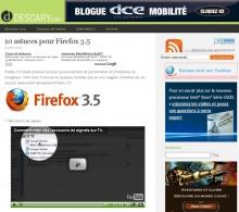 10 astuces firefox