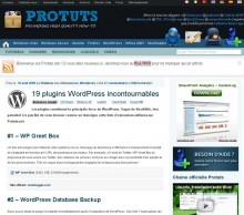 19 plugins wordpress