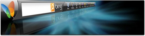 Bing toolbar