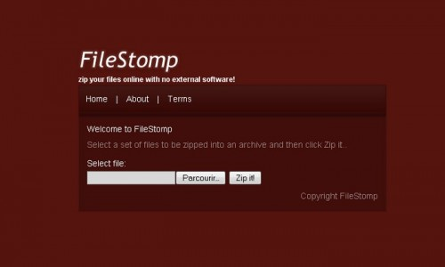 FileStomp