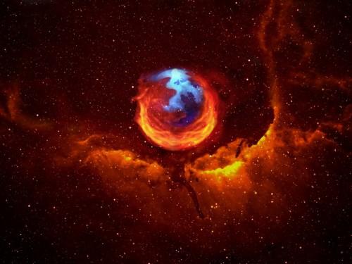 Firefox feu