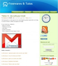 Outils Gmail