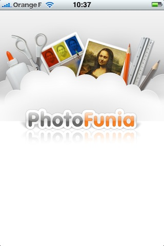 Photofunia iPhone