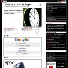 Web 10 ans images