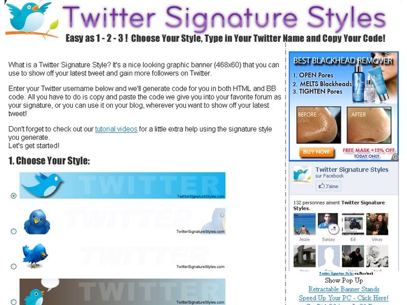 twittersignatures