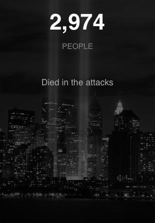 9 11 numbers died