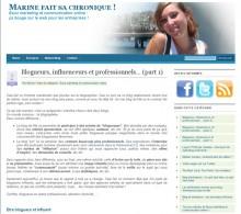 Blogueurs influenceurs professionnels