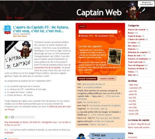 Captain Web