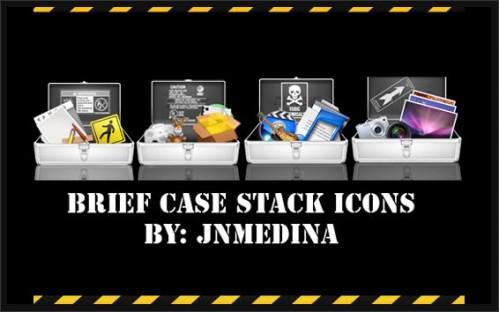 Icones briefcase