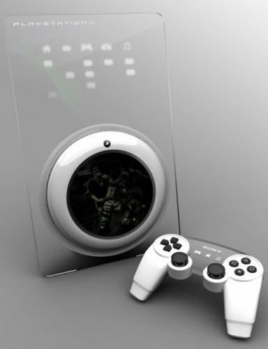 Nouvelle PS4 console