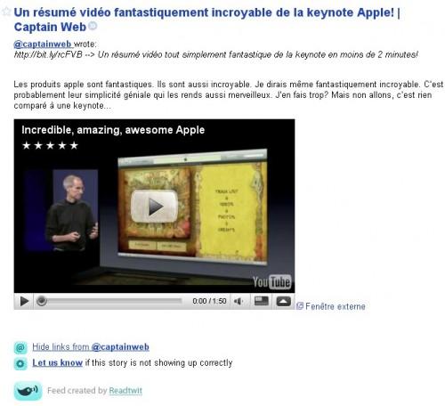 captainweb keynote apple