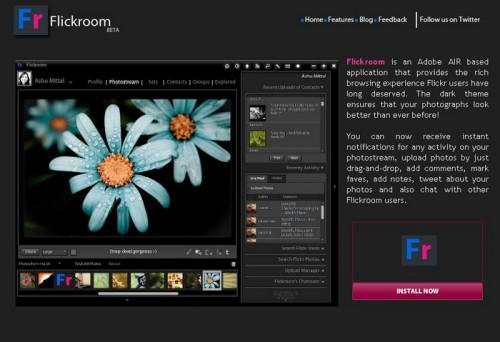 Flickroom