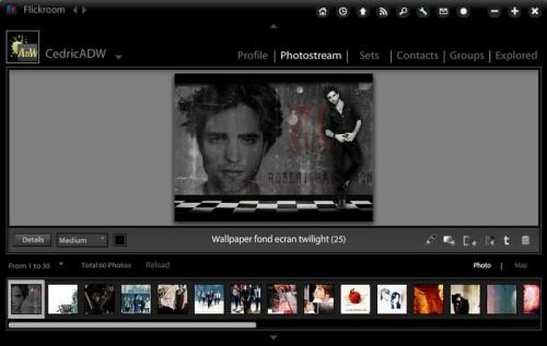 Flickroom-compte