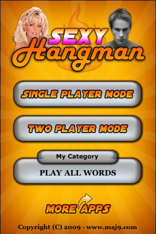 Sexy Hangman