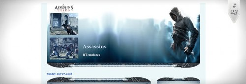 assassin-theme-blogger