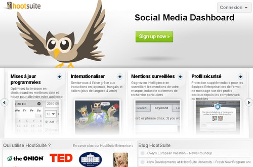 hootsuite Mes 6 extensions Chrome qui m'aident au quotidien