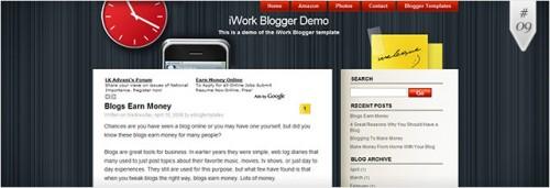 iwork-theme-blogger