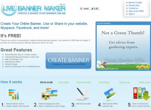 live-banner-maker