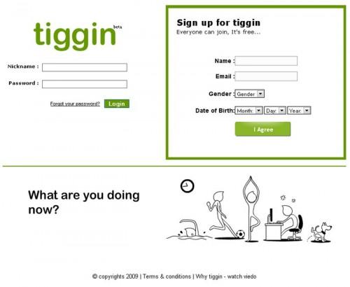tiggin