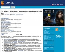 astuces optimiser google adsense 220x177 BlOgX Office 32 : petit medley du Web