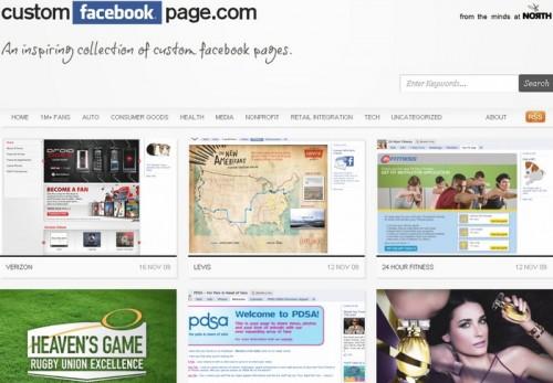 custom-facebook-page