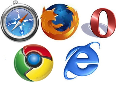 firefox chrome ie Top 5 des navigateurs Internet 2009