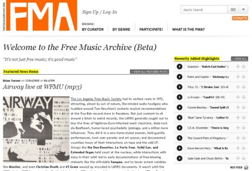 free_music_archive