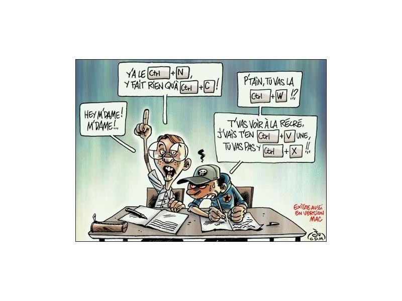 raccourcis-clavier-humour