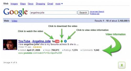 googletube 8 Add ons Firefox pour améliorer vos recherches sur Google