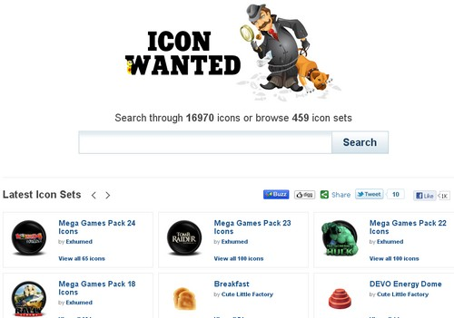 icon wanted