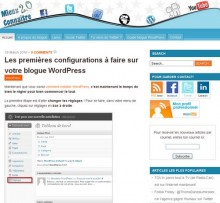 configurations-wordpress