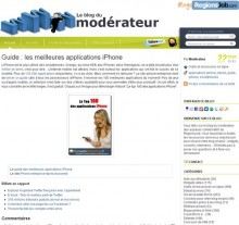 meilleures applications iphone