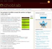 certifier site web