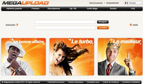 megaupload MegaUpload : 15 moteurs de recherche pour trouver des liens