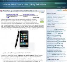 achat iphone 4g