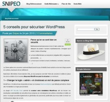 conseils securiser wordpress