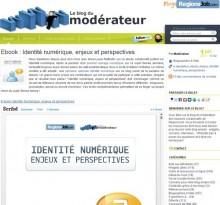 ebook identite numerique